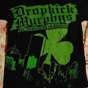 Dropkick Murphys 2009 Saint Patrick's Day Tour sh